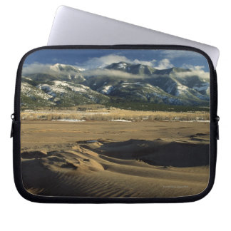 Sand dunes at Great Sand Dunes National Laptop Sleeve