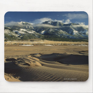 Sand dunes at Great Sand Dunes National Mouse Mat