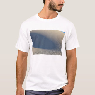 Sand dunes at White Sands National Monument in 4 T-Shirt