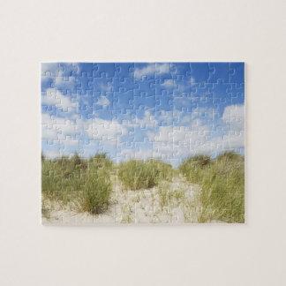 Sand dunes jigsaw puzzle