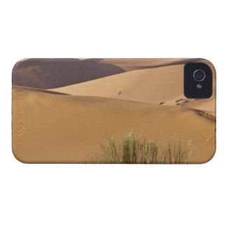 Sand dunes, Sahara desert, Morocco iPhone 4 Case