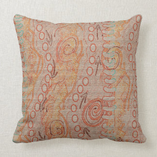 Sand Echoes Collection #1 Pillow Cushion