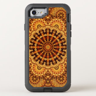 Sand & Flame Mandala OtterBox Defender iPhone 7 Case