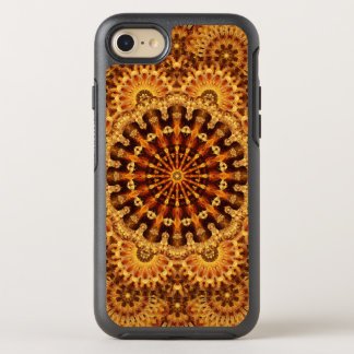 Sand & Flame Mandala OtterBox Symmetry iPhone 7 Case