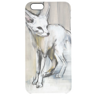 Sand Fox 2009 Clear iPhone 6 Plus Case