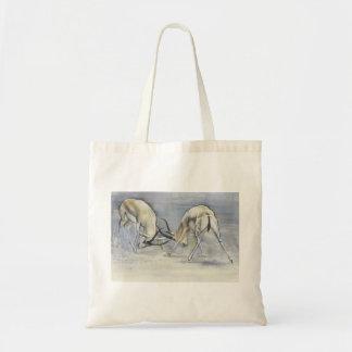 Sand Gazelles 2009  3 Tote Bag