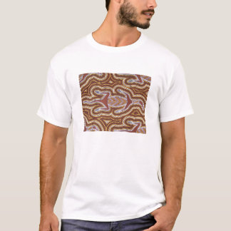 Sand Goanna By Glen Evans Kooma Tribe T-shirt