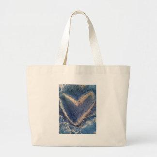 Sand Heart Bag