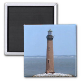 sand island lighthouse magnet