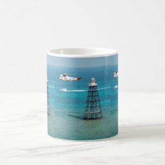 Sand Key Lighthouse Classic White Coffee Mug