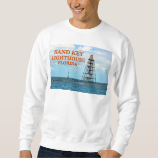 Sand Key Lighthouse, Key West Florida Keys Sweatshirt