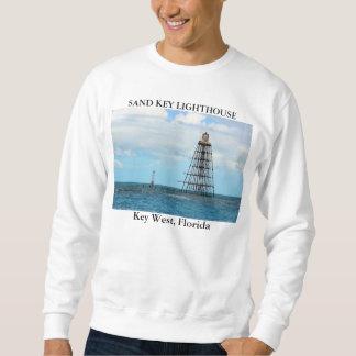 Sand Key Lighthouse, Key West Florida Sweatshirt