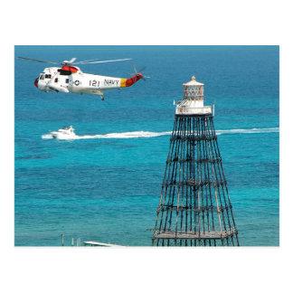 Sand Key Lighthouse Postcard