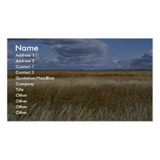 Sand Lake National Wildlife Refuge Business Cards