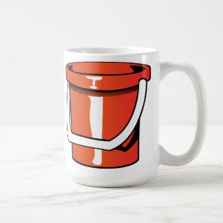 Sand Pail Bucket Coffee Mug