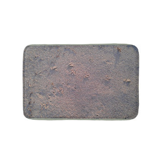 Sand Prints - Bath Mat