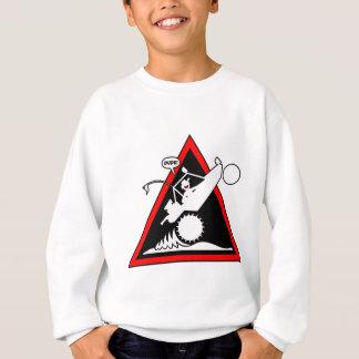 SAND RAIL WHEELIE Dangers Sweatshirt