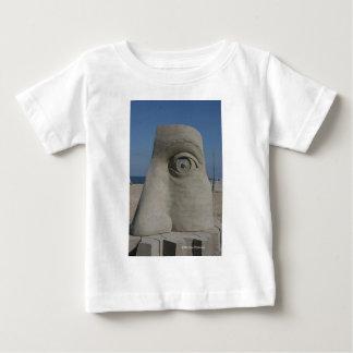 sand sculpture baby T-Shirt