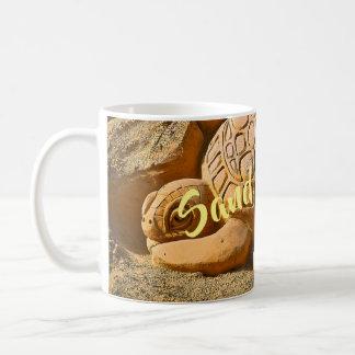 Sand Sea Turtle Coffee Mug
