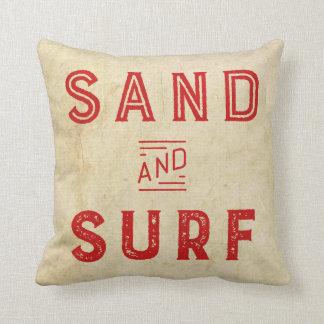 Sand & Surf Pillow