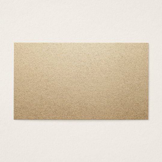 Sand Texture. Sandy Beach For Background Business Card