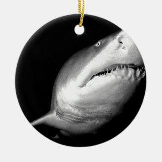 Sand Tiger Shark Christmas Ornament
