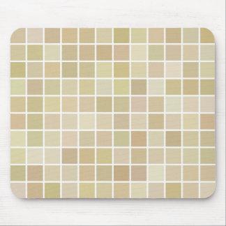 sand tiles mouse pad