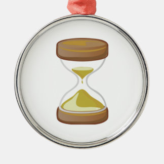 Sand Timer Christmas Ornament