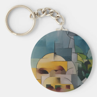Sand Tower Key Chains