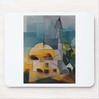 Sand Tower Mouse Pads