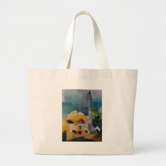 Sand Tower Canvas Bags