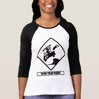 Sand trap DUDE-3 Tee Shirt