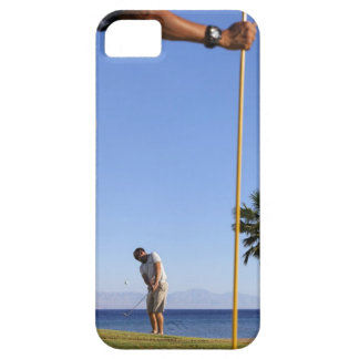 Sand wedge approach, iPhone 5 cover