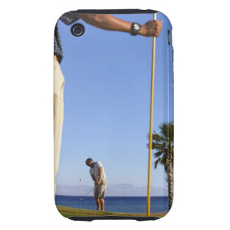 Sand wedge approach, tough iPhone 3 covers