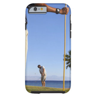Sand wedge approach, tough iPhone 6 case