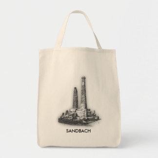 Sandbach Crosses Canvas Bag