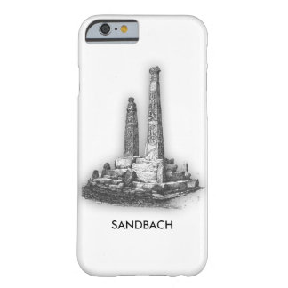 Sandbach Crosses iPhone Case