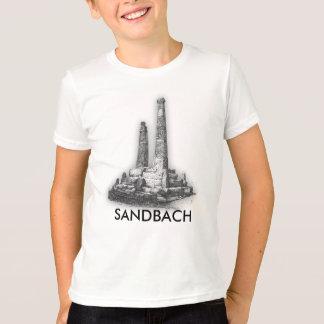 Sandbach Crosses Kid's T-Shirt
