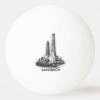 Sandbach Crosses Ping Pong Ball (One Star)
