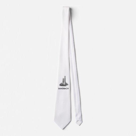 Sandbach Crosses Tie