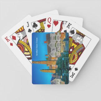 Sandbach Saxon Crosses Classic Playing Cards
