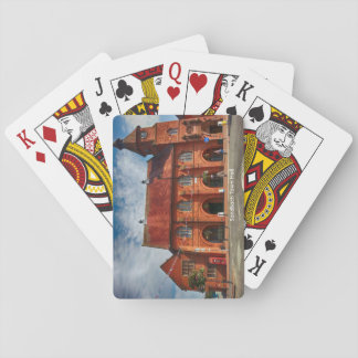 Sandbach Town Hall Classic Playing Cards