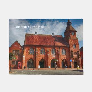 "Sandbach Town Hall Door Mat (18"" x 24"")"