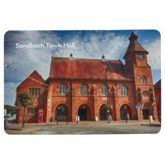 Sandbach Town Hall Floor Mat