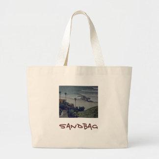 Sandbag Jumbo Tote Bag