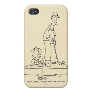 Sandbox iPhone 4/4S Cases