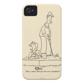 Sandbox iPhone 4 Cases