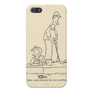 Sandbox iPhone 5/5S Covers