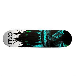 SandDevil Cali Skate Deck v13AquaDevil