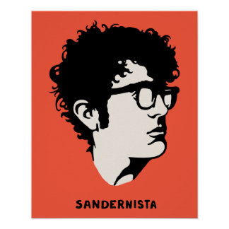 Sandernista, Young Poster